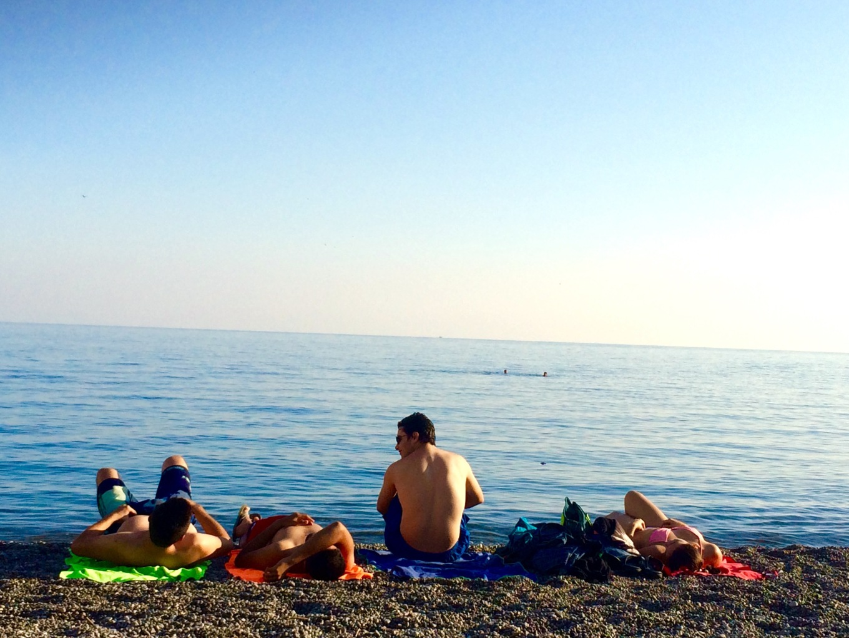 Amalfi Beach - Photo Credit Shruti